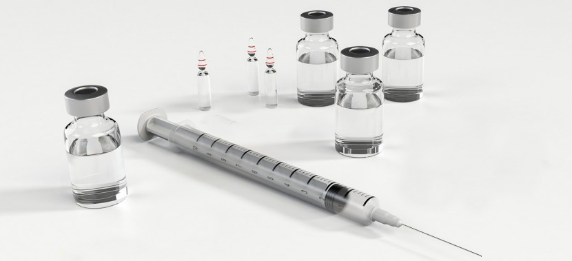 Testosteron Spritze